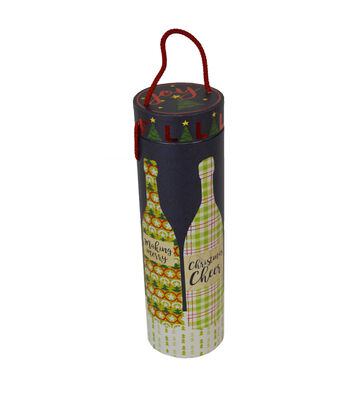 Maker's Holiday Wine Tube-Fa La