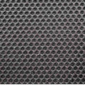 Loungeletics Performance Quick Dry Mesh Fabric-Black