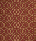 Home Decor 8\u0022x8\u0022 Fabric Swatch-Eaton Square Monsoon Salsa