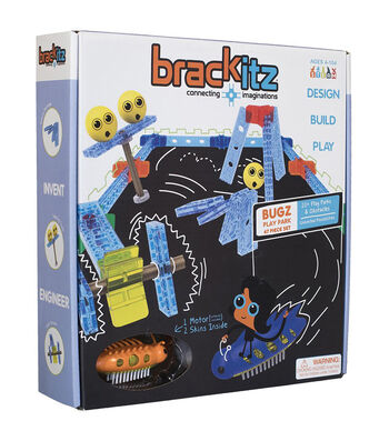 Brackitz Bugz Building Set, 47 Pieces