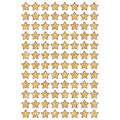 Gold Stars superShapes Stickers-Sparkle 12 Packs
