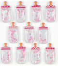 Jolee\u0027s Boutique 11 Pack Domed Repeat Stickers-Baby Girl Bottle