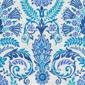 ED Ellen DeGeneres Outdoor Fabric 9\u0022x9\u0022 Swatch-Esplanade Mediterranean