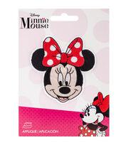 Disney Minnie Mouse Iron-On Applique, , hi-res