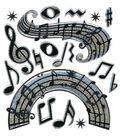 Jolee\u0027s Boutique Dimensional Embellishments-Music Notes