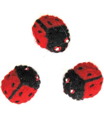 Feltworks Lady Bugs-