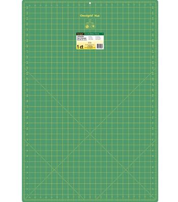 """Omnigrid 24''x36"""" Cutting Mat with Grid"""