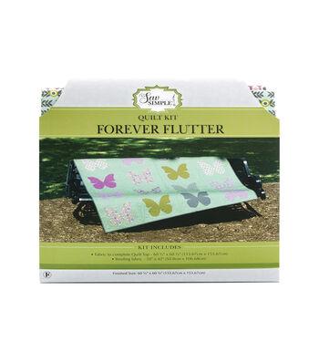 Quilt Kit-Forever Flutter