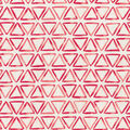 Waverly Upholstery Décor Fabric 9\u0022x9\u0022 Swatch-Painted Triangles In Bloom