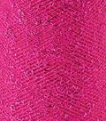 Chunky Glitter Tulle Spool 6\u0022x15yd-Fuschia Pink