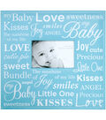 Baby Expression Post Bound Album 12\u0022X12\u0022-Blue