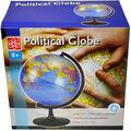 Edu-Toys 11\u0027\u0027 Desktop Political Globe