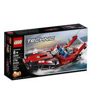 LEGO Technic 2-in-1 Power Boat Set, , hi-res