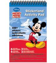 Mickey Stickerland Activity Pad, , hi-res