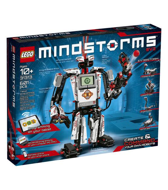 Storage Bin w// Sort Tray 31313 LEGO Mindstorms New -