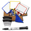 KleenSlate Concepts Dry Erase Board Paddles & Markers