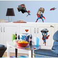 York Wallcoverings Wall Decals-Superman Day of Doom