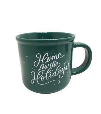 Maker's Holiday Christmas Mug-Home for the Holidays