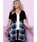 Butterick Pattern B6466 Misses\u0027/Women\u0027s Flared Tunics-Size XS-S-M-L-XL