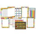 Smart Poly Emoji Classroom Charts 13\u0022x19\u0022 Set of 11