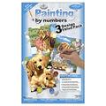 1-1/2\u0027\u0027x8-3/4\u0027\u0027 Paint By Number Value Packs-3PK/Dogs