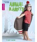 Animal Blankets Crochet Book