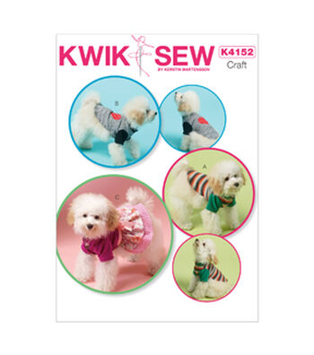 Kwik Sew Crafts Pets-K4152