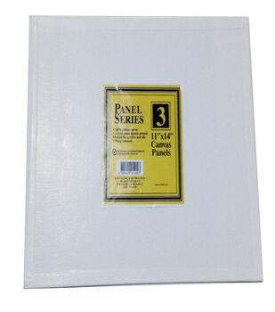 "Value Pack Canvas Panels-11""x14"" 3PK"