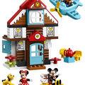 LEGO DUPLO Disney 10889 Mickey's Vacation House