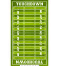 Novelty Cotton Fabric Panel-Touch Down