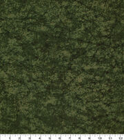 Keepsake Calico Cotton Fabric -Green Distressed, , hi-res