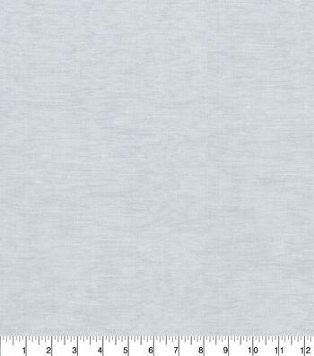P/K Lifestyles Multi-Purpose Decor Fabric-Bangalore Silver