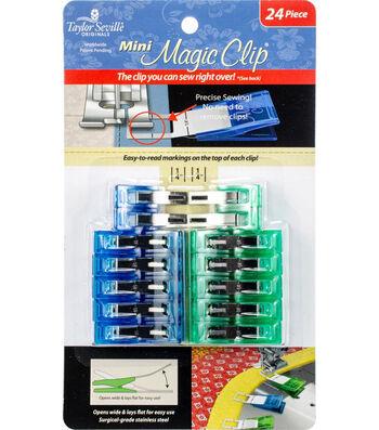 Taylor Seville 24 pk Mini Magic Clips