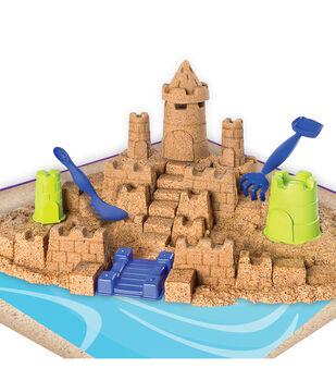 Kinetic Sand Beach Sand Kingdom Set