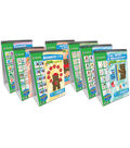 NewPath Learning Math Readiness Curriculum Mastery Flip Charts Set of 7
