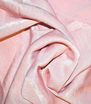Silky Sanded Satin Fabric -Mauve