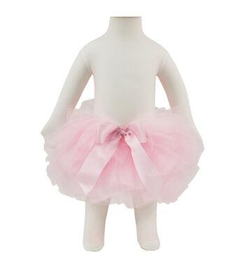 Maker's Halloween Infant Tiered Tutu-Pink