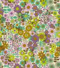 Home Decor 8\u0022x8\u0022 Fabric Swatch-PKL Get Happy Plum