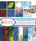 Ella & Viv Collection Kit 12\u0022X12\u0022-The Butterfly Effect