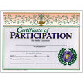 Hayes Certificate of Participation, 30 Per Pack, 6 Packs