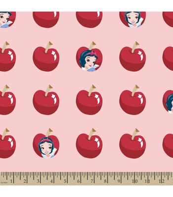 Disney Princess Print Fabric-Snow White