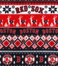 Boston Red Sox Fleece Fabric 58\u0022-Winter