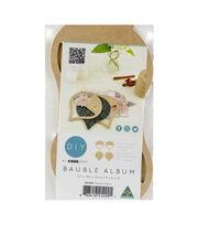 "Beyond The Page MDF Bauble Album-5""X6.5"", , hi-res"