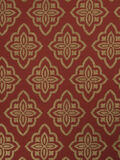 Home Decor 8x8 Fabric Swatch-Jaclyn Smith Accurate Scarlet