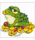 RIOLIS 5\u0027\u0027x5\u0027\u0027 Counted Cross Stitch Kit-For Prosperity