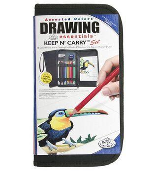 Keep N' Carry Drawing Set