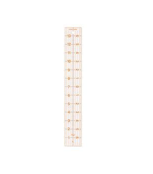 Fiskars 2''x14'' Acrylic Centering Ruler