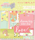 Photo Play Paper Ephemera Cardstock Die-Cuts-About A Little Girl