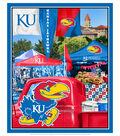 University of Kansas Jayhawks Cotton Panel 36\u0022-Tailgate