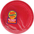 Amscan Big Party Pack 7\u0027\u0027 Lunch Paper Plates-60PK